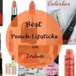 The 10 Best Peach Lipsticks for Indian Skin