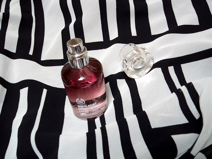 The Body Shop White Musk Smoky Rose EDT Review india