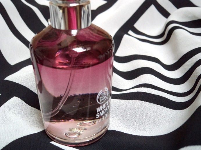 The Body Shop White Musk Smoky Rose EDT Review