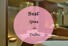 best budget spas in delhi