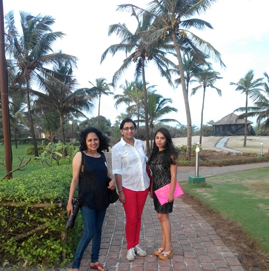bloggers meet 2014 goa with indian homemaker