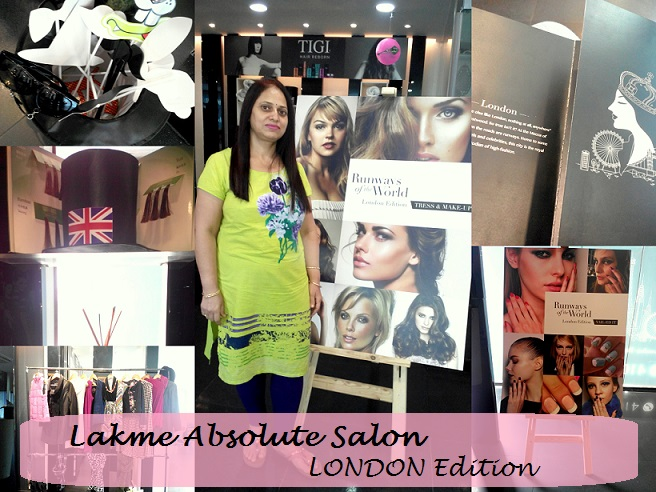 lakme absolute salon london theme world menu review