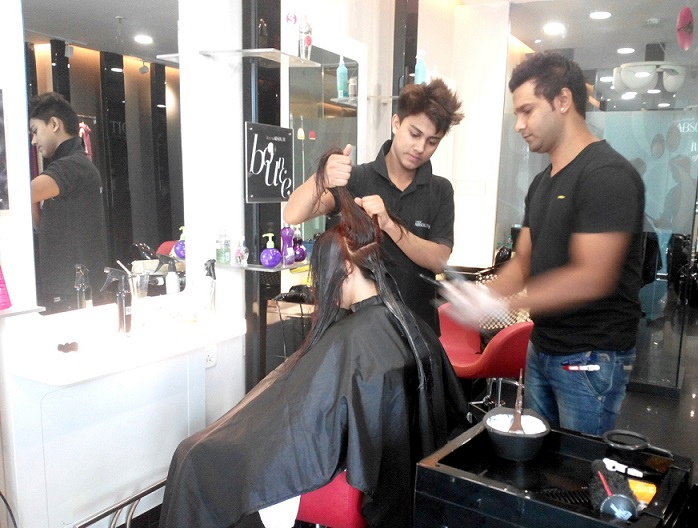 lakme absolute salon south ex delhi review