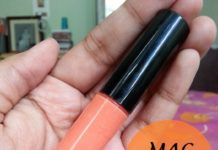 mac live it up lipglass playland collection review swatches blog