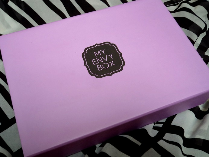myenvybox july 2014 review samples price buy online