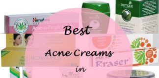 10 best acne and pimple scar creams available in india