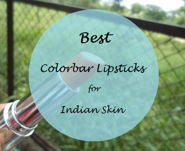 10 best colorbar lipstick for indian skin tones