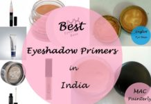 10 best eyeshadow primers in india