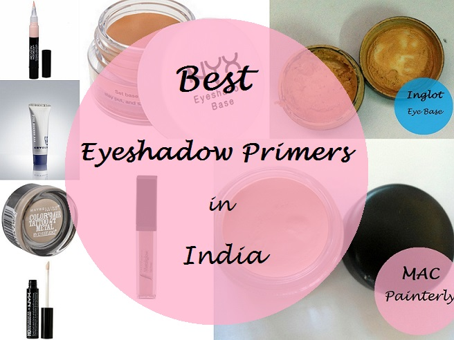 Best Eyeshadow Base Primers Available