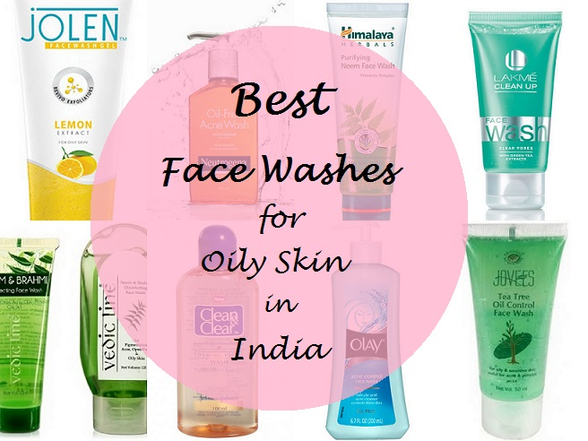 10 best face wash for oily skin available in india