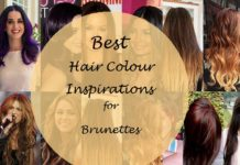 10 best hair colour ideas trends for dark indian skin black hair