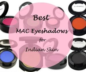10 Best MAC Eyeshadows for Indian Skin Tones