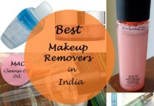 10 best makeup removers in india