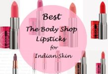 10 best the body shop lipsticks in india