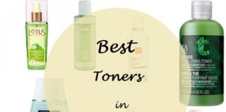 10 best toners for oily skin in india