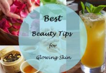 8 best herbal beauty tips tricks for glowing skin