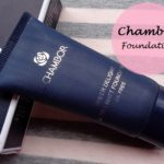 Chambor Sheer Delight Ultra Matt Oil Free Foundation: Review and Swatches