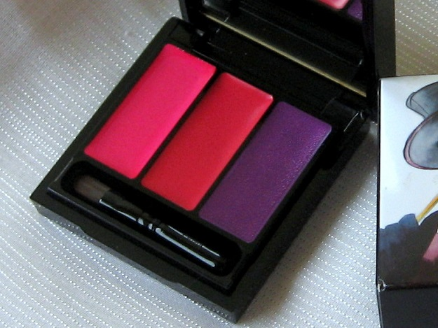 MAC Antonio Lopez 3 Lips Fuchsia Palette Reviews