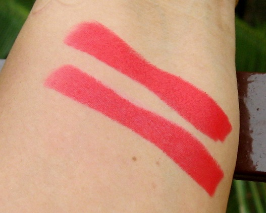 MAC Mangrove Proenza Schouler Lipstick Review Swatches