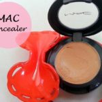 MAC Studio Finish SPF 35 Concealer: Review, Swatches and Dupe
