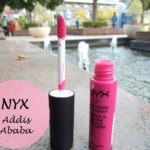NYX Addis Ababa Soft Matte Lip Cream: Review, Swatches and FOTD