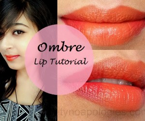 Tutorial: How To Perfect Ombre Gradient Lips in 4 Steps!