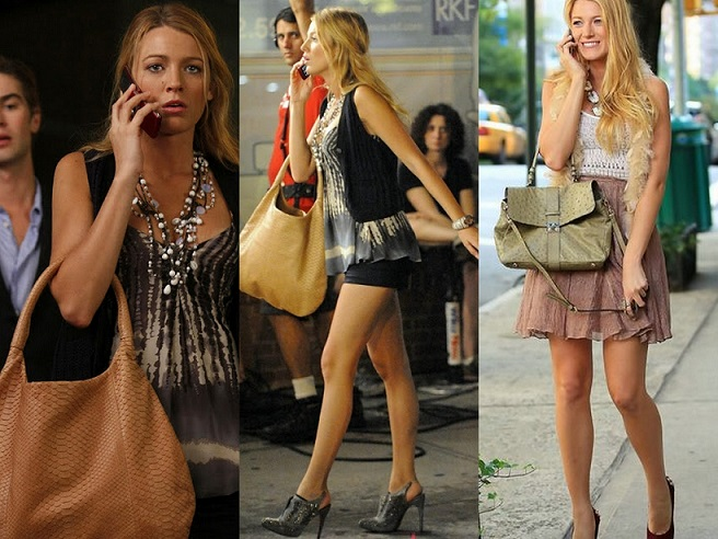 how to look like Serena van der Woodsen