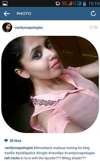 indian beauty blogger anshita