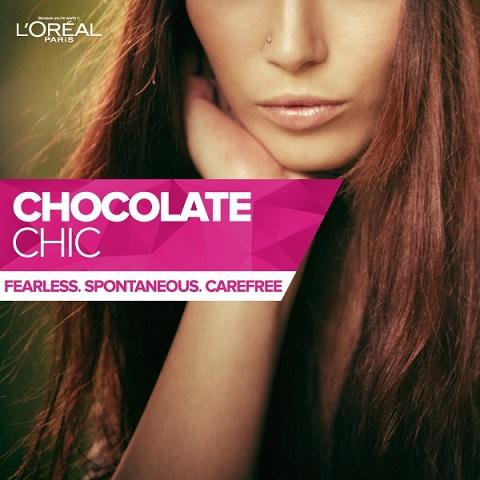 Chocolate Chic Loreal flipkart