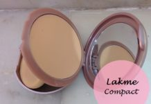 Lakme 9 to 5 Flawless Matte Complexion Compact review swatches india