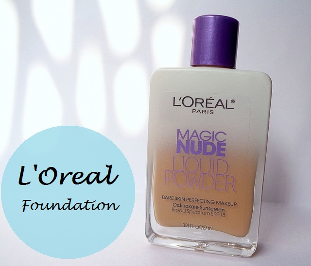 Loreal Paris Magic Nude Liquid Powder Foundation Review Swatches blog
