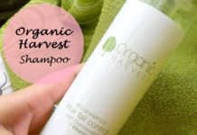 Organic Harvest Hair Fall Control Shampoo review