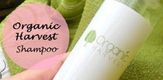 Organic Harvest Hair Fall Control Shampoo review