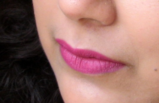 Wet n Wild Mega Last Lip Color review Swatches Mauve Outta Here