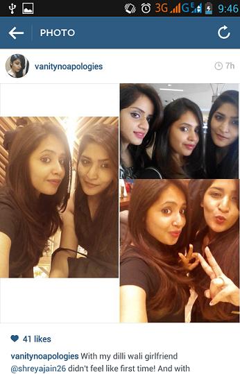 beauty bloggers pouting delhi