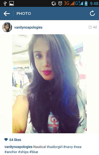 blue hair sailor girl