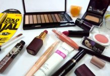 bridal makeup kit india