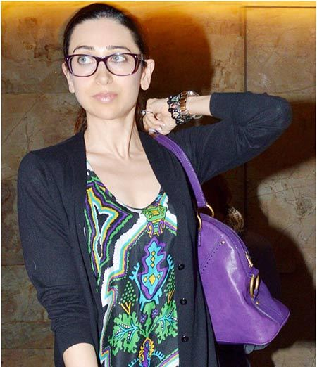 karishma kapoor without makeup
