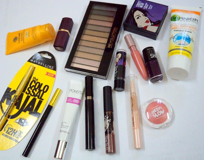 makeup kit back to school. bridal makeup kit india