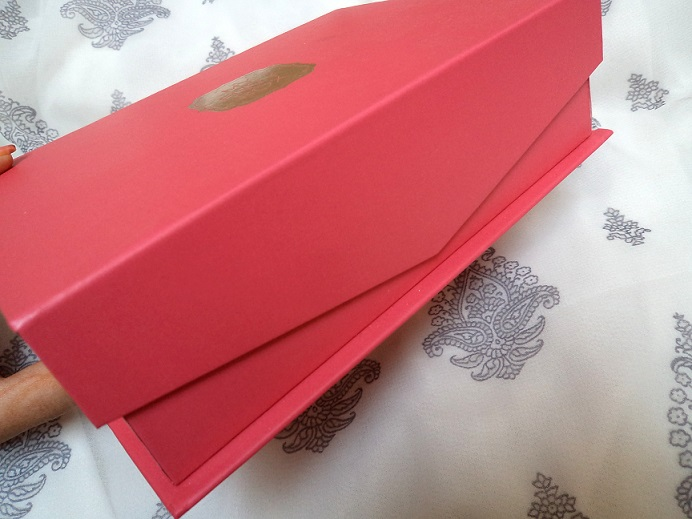 my envy box new coral packaging