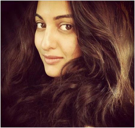 sonakshi sinha without makeup