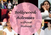 25 bollywood actresses without makeup photos collection