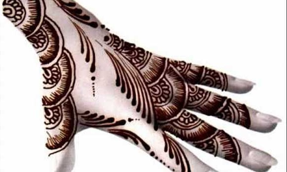 Best Arabic Mehndi Designs 2014 4