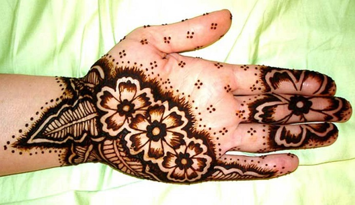 Best Arabic Mehndi Designs easy 13
