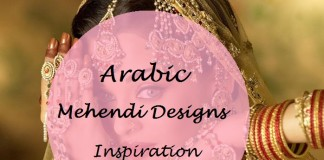 Best Arabic Mehndi Designs for hands and feet easy