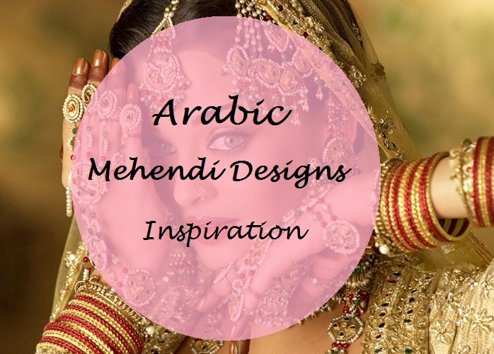 best and simple arabic mehndi designs for hands