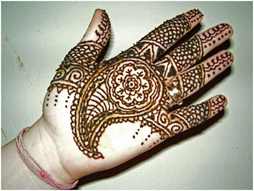 Best Arabic Mehndi Designs for hands modern 16