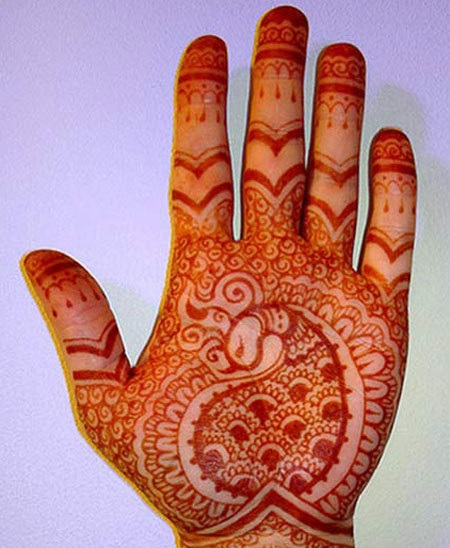 Best Arabic Mehndi Designs indian 23