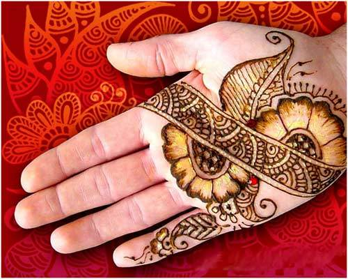 Best Arabic Mehndi Designs new 15