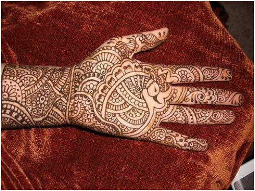 Best Arabic Mehndi Designs pakistani 17